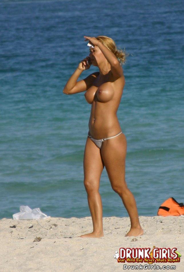 Fotos de Nenas en La Playa