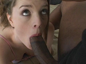 Tiny Teen douple dipped by two thick members