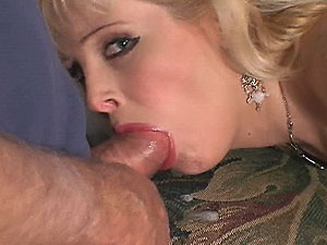 Horny MiLF gets her pussy pounded hard